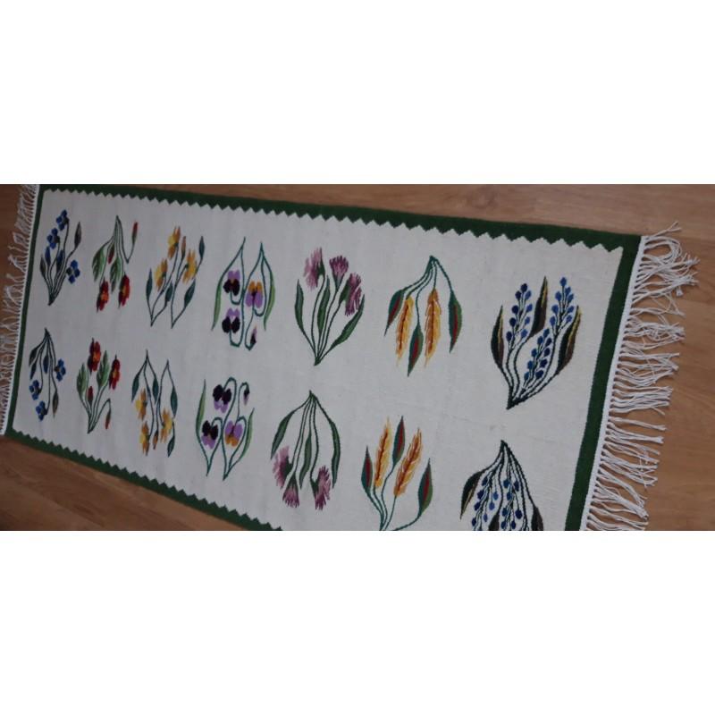 Covor 070150 Flori multicolore